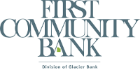 First Community Bank Logo
